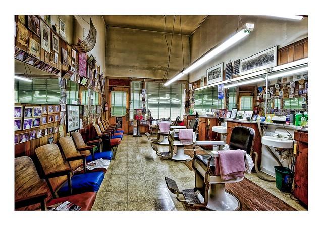 Americana - Barber Shop