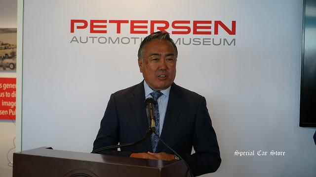 SEMA Chairman Wade Kawasaki