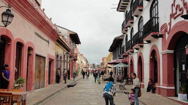 Real de Guadalupe, San Cristobal de las Casas; Chiapas.