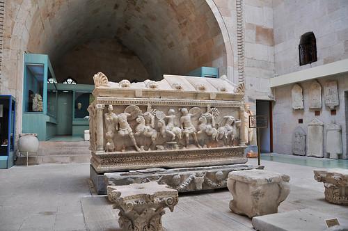 kütahyaarkeolojimüzesi archeology museum kütahya türkiye türkei turchia tr turquie amazonlarlahdi sarcophagus