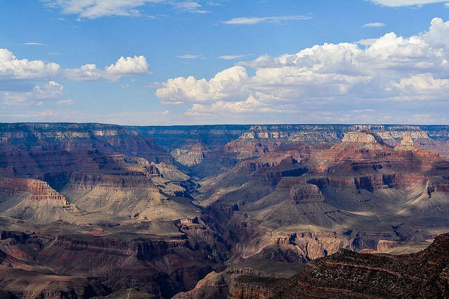 Grand Canyon, Nikon D7100, AF-S DX VR Nikkor 18-55mm f/3.5-5.6G II