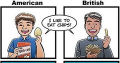 Difference Between American English And British English