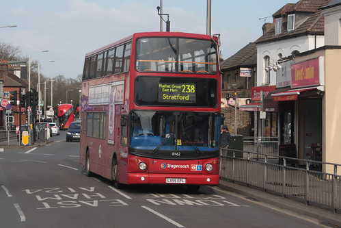 Stagecoach London 18462 LX55EPL