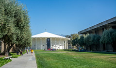 Beckman Auditorium, California Institute of Technology, Pasadena