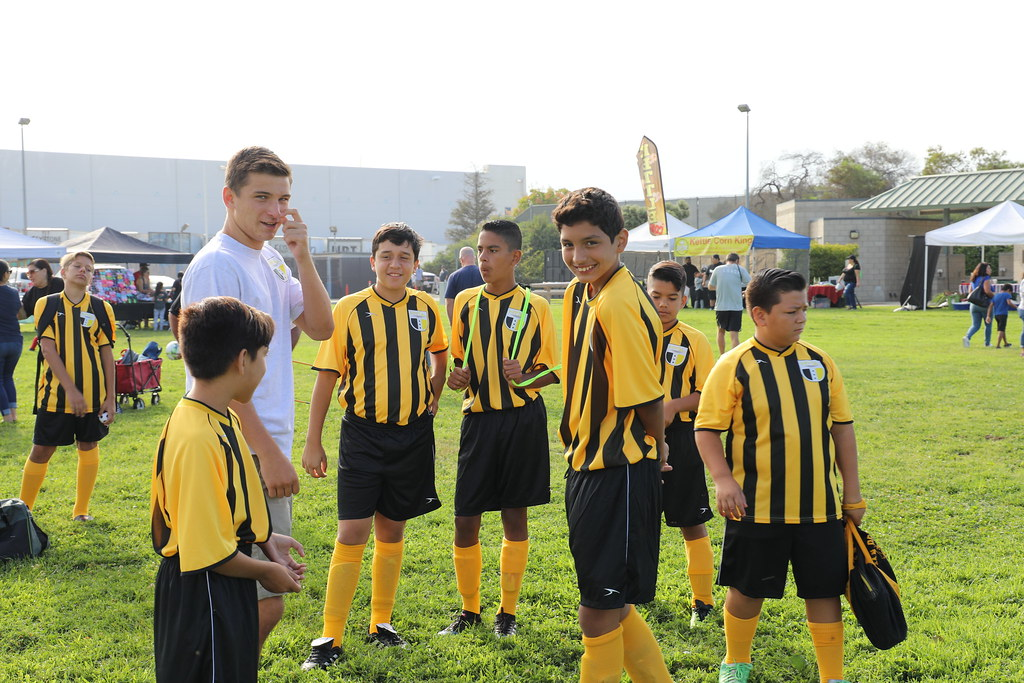 Harbor Youth Soccer League
