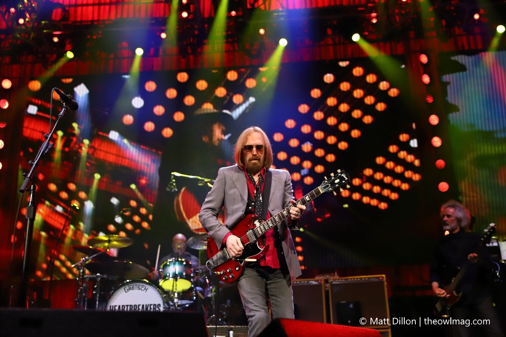 Tom Petty & the Heartbreakers @ Golden 1 Center, Sacramento 9/1/17