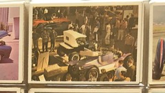 Binder #11, Car Trading Cards,   Spec Sheet, Custom car, King T, Hot Wheels, Hot Heap,