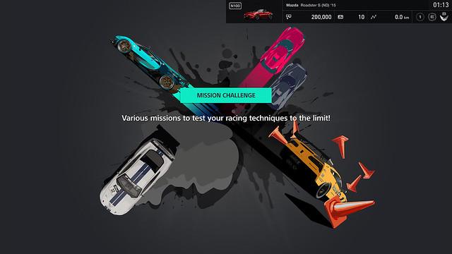 Gran Turismo Sport – Mission Challenge