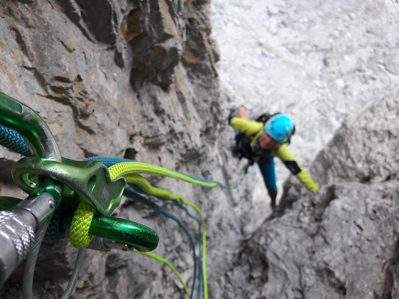 Fotoalbum: Klettertraum Dolomiten - Augsust 17