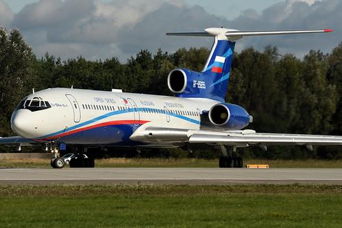 Russia - Air Force - Open Skies Tupolev Tu-154M-LK-1 RF-85655 @ETSI 2017-09-15
