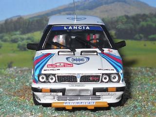 Lancia Delta HF - Montecarlo 1988