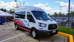 WMATA Metroaccess 2017 Ford Transit Vans