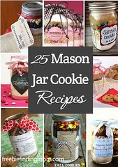 25 #MasonJar cookie