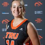 Michelle Bos, WolfPack Women's Basketball
