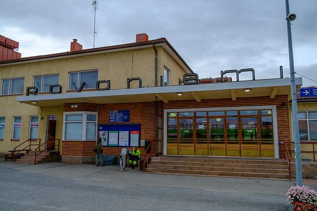 Rovaniemi August 2017