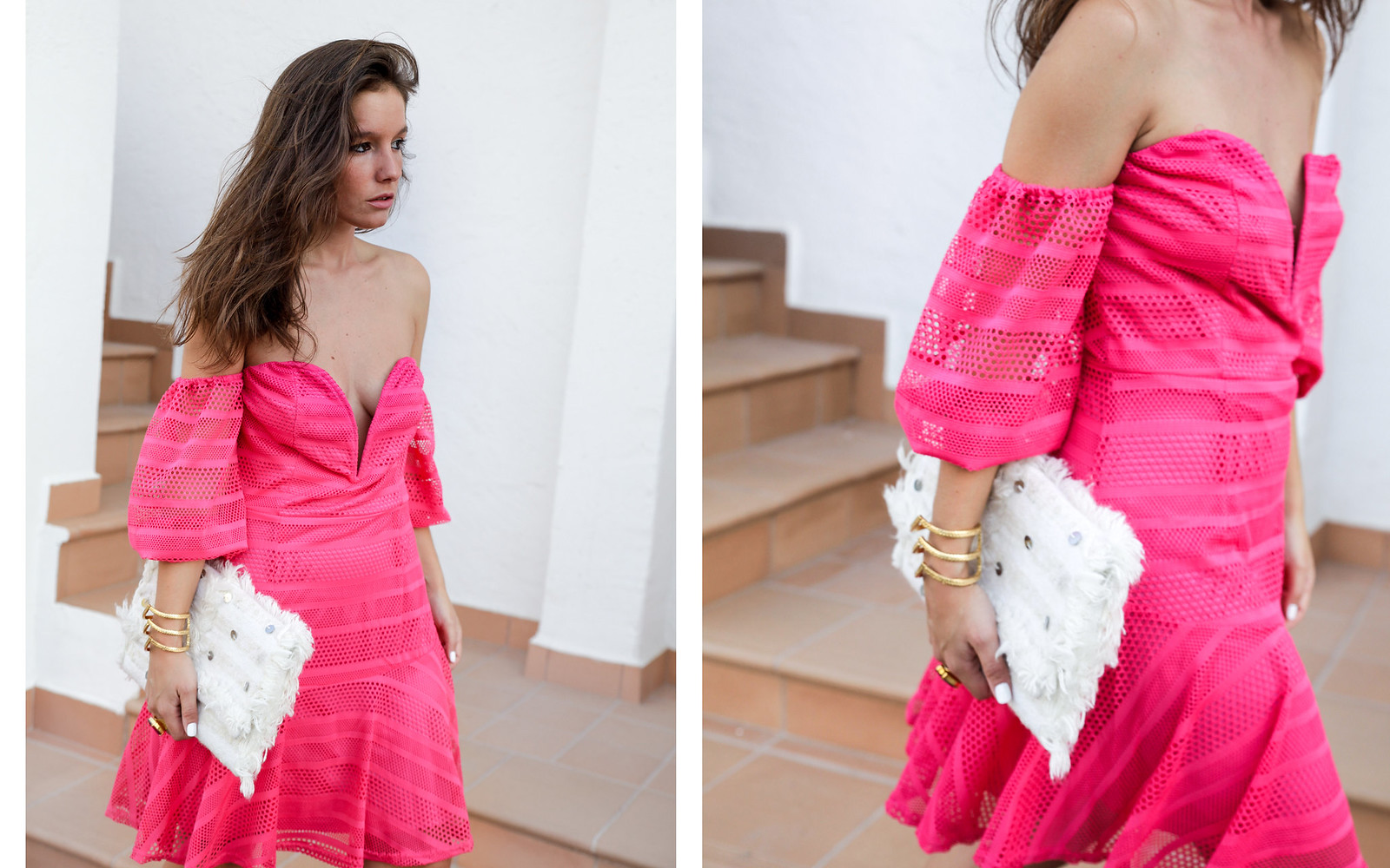 012_vestido_rosa_off_shoulder_danity_paris_pink_dress_theguestgirl_outfit_boots_vichy_trend_alert