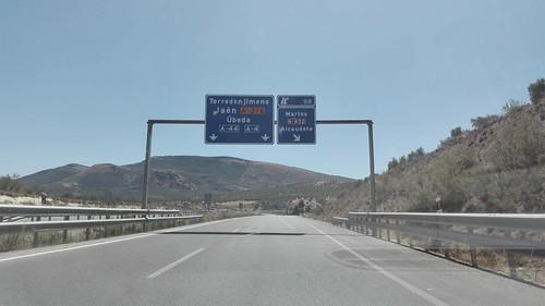 A316 - saída Alcaudete
