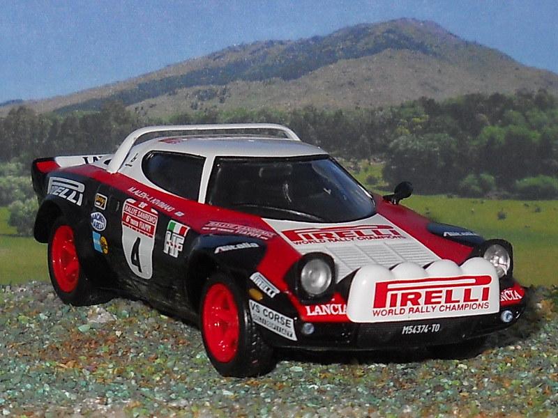 Lancia Stratos - San Remo 1978