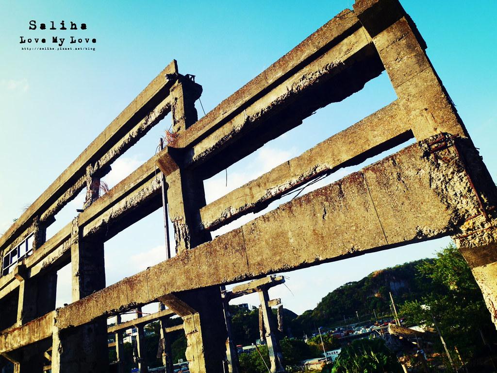 基隆一日遊景點推薦阿根納造船廠遺址 (32)