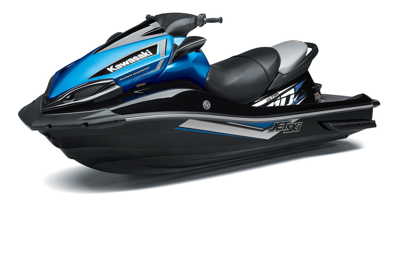 Most powerful jet ski