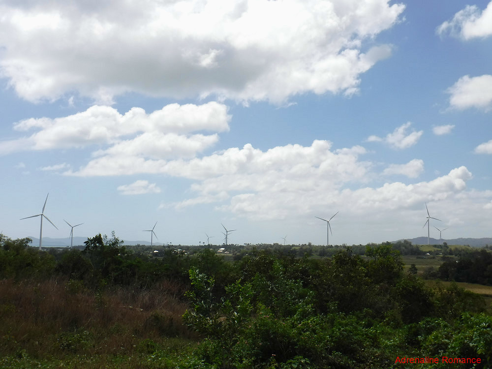 San Lorenzo Wind Farm