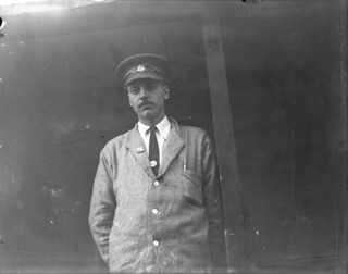 Private Cecil John Kinross / Soldat Cecil John Kinross