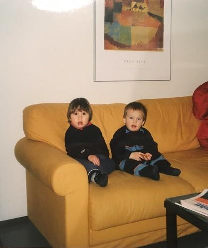 Konrad and Luka