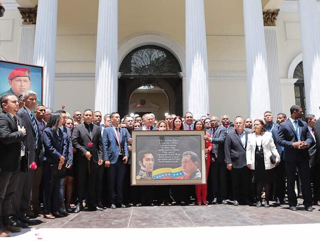 Assembleia Constituinte instalada é esperança de paz para a população venezuelana