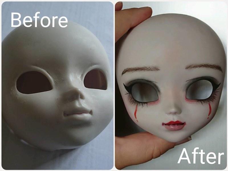 [Make-up] Kulukala Art 35593640783_0f329e5fed_c