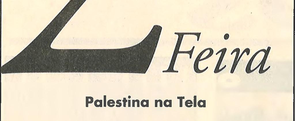 Cinema Palestino: Uma Nação na Tela