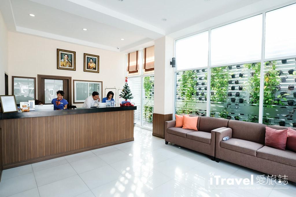 芭达雅埃德尔菲饭店 Adelphi Pattaya Hotel (5)