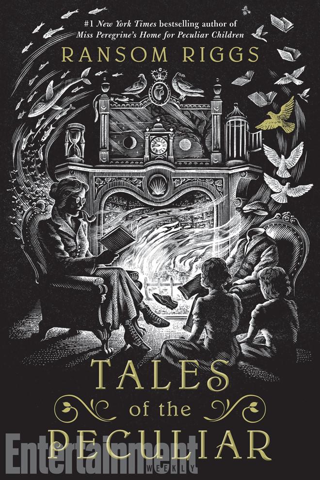 Ngoại truyện hoàn toàn mới của 'Trại trẻ đặc biệt của cô Peregrine'