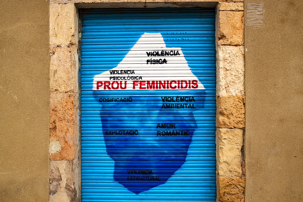 PROU FEMINICIDIS--Tarragona