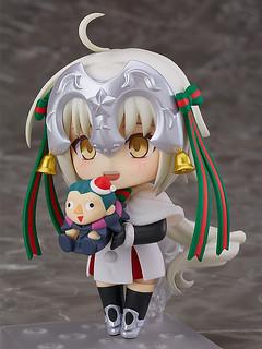超可愛的聖誕風格~❤ 黏土人《Fate/Grand Order》Lancer/聖女貞德 [Alter Santa Lily](ランサー/ジャンヌ・ダルク・オルタ・サンタ・リリィ)