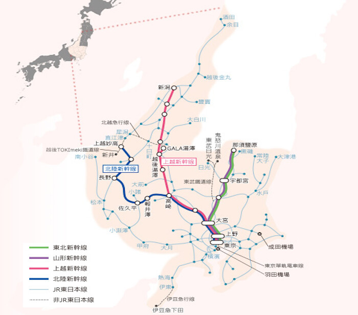 JR PASS東日本