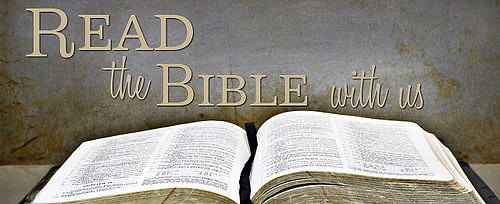 Read Bible with us