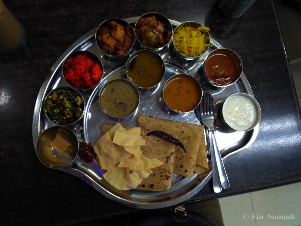 thali plate penang