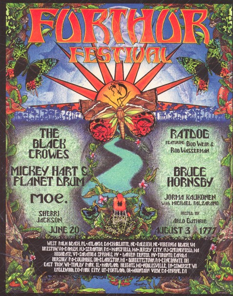Further Festival - 1997