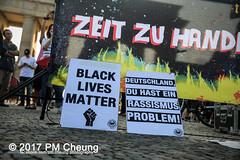 Kundgebung: Berlin Stands with Charlottesville - 16.08.2017 ? Berlin - IMG_3480