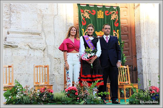 #BriviescaFiestas17 Lectura del pregón y Proclamación de las Reinas (14)