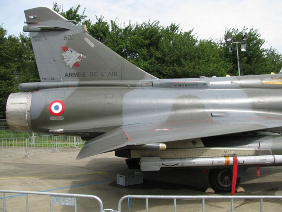Dassault Mirage 2000N/2000D