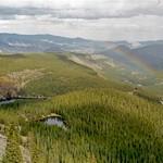 Mon, 08/07/2017 - 21:03 - Rocky Mountain National Park, Colorado - Moraine Park Rainbow