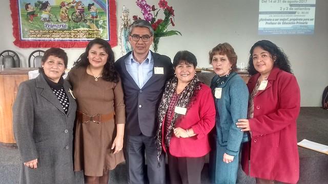 Clausura y Certificación de Promotoras de PRONOEI - Callao