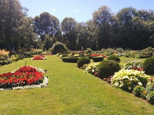 Garden of Fanningbank (2) #pei #princeedwardisland #charlottetown #fanningbank #garden