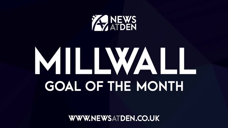 NewsAtDen's August Millwall Goal of the Month