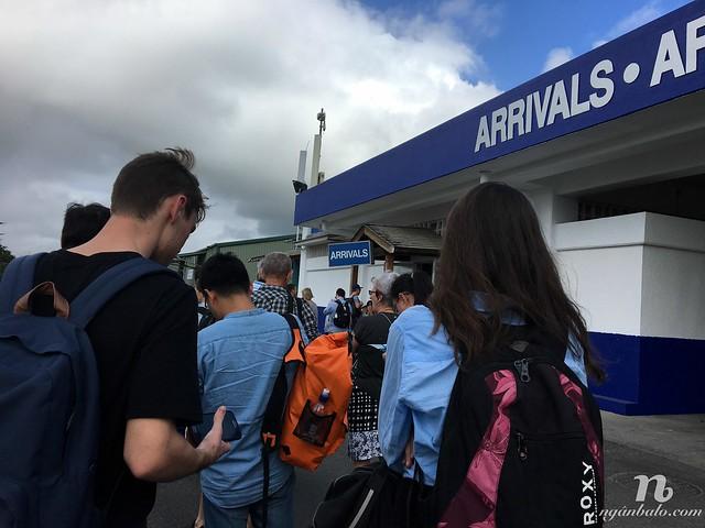 Du lịch bụi Vanuatu (1) - Ngày nhập cảnh