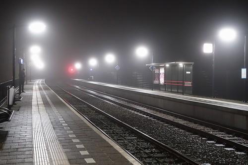 Station Sneek Noord.