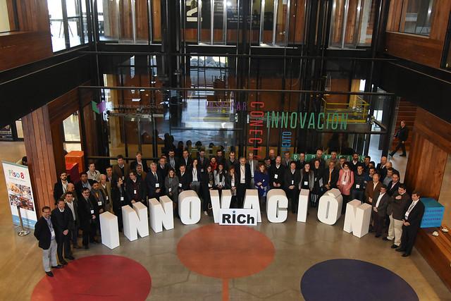 Lanzamiento de RICh - La red de innovación de Chile