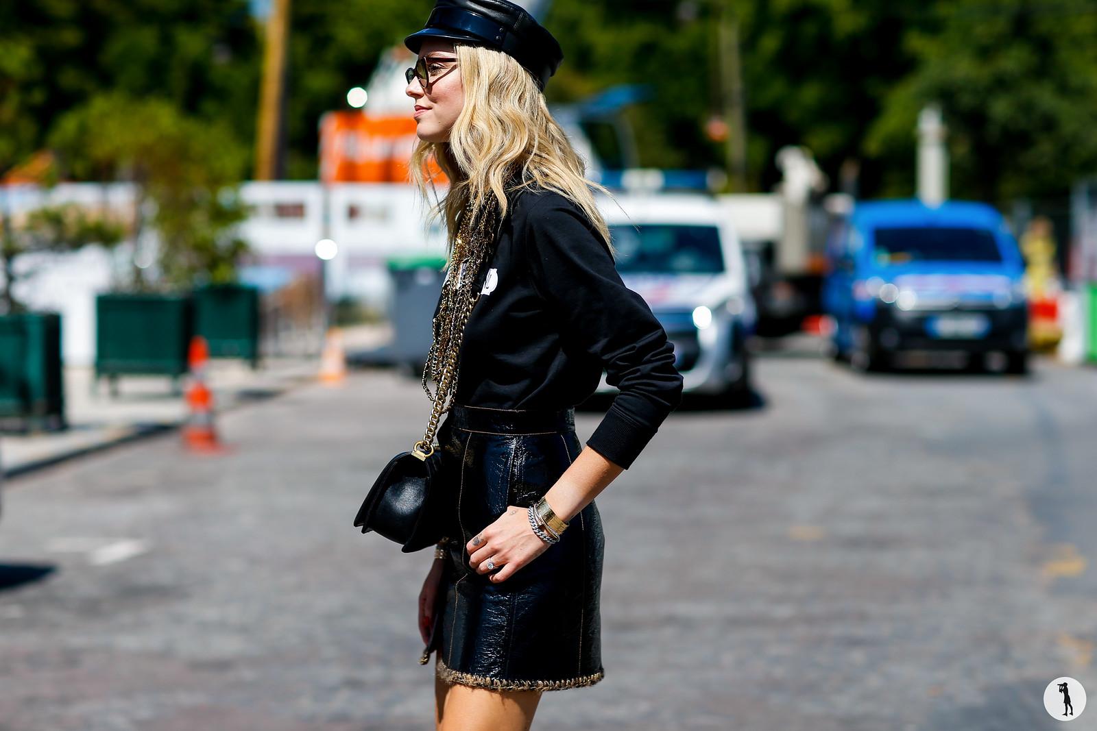 Chiara Ferragni - Paris Fashion Week Haute Couture FW17-18 (13)