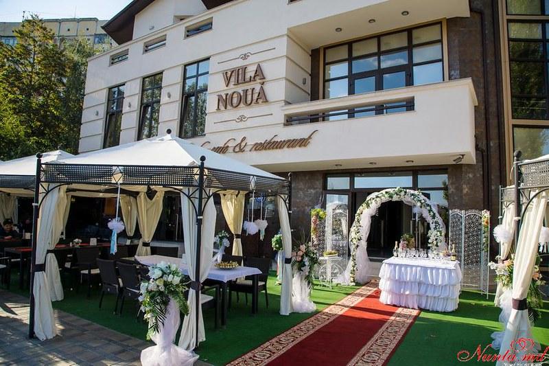 Restaurantul Vila Nouă > Foto din galeria `Întâlnirea oaspeţilor`
